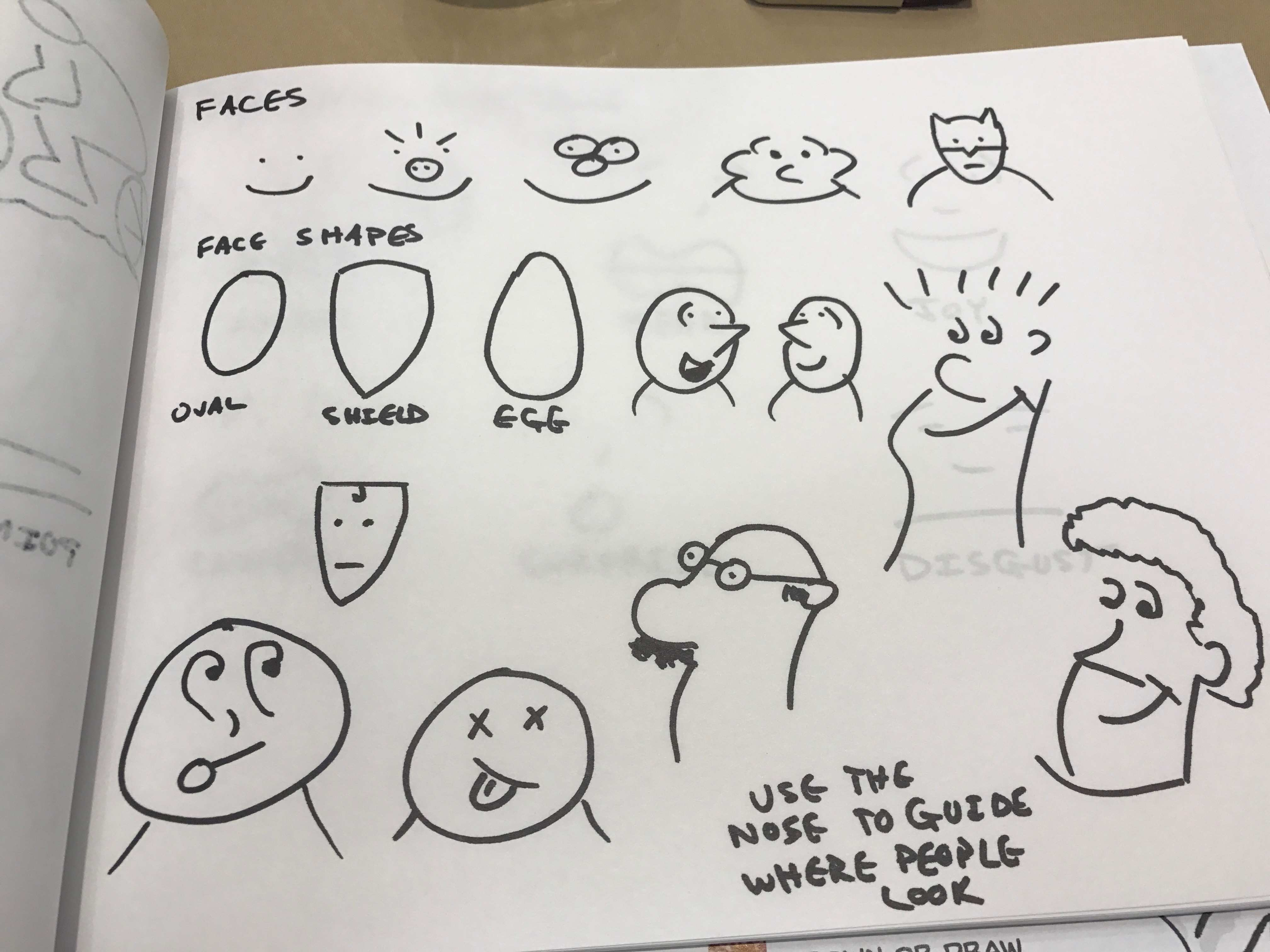 I can draw
